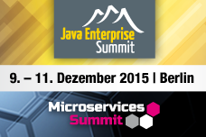 Microservices Summit und Java Enterprise Summit 2015