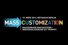 inspirato Worklab MASS CUSTOMIZATION 2014
