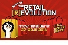 the RETAIL (R)EVOLUTION in Berlin