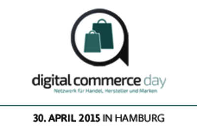 Digital Commerce Day 2015 in Hamburg