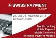 Swiss Payment Forum 2015