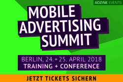 Mobile Advertising Summit 2018