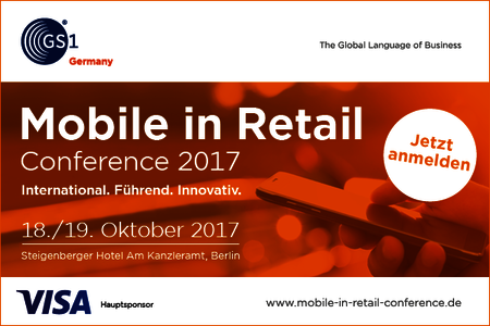 Mobile in Retail 2017 Berlin