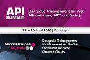 Microservices und API Summit 2018