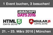 JavaScript Days 2016