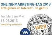 Online-Marketing-Tag 2013