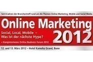8. Kongress Online Marketing 2012