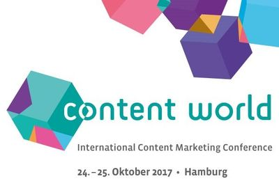 Content World 2017 Hamburg