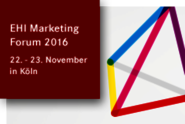 EHI-Marketing Forum 2016
