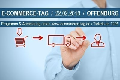 E-Commerce Tag Offenburg 2018