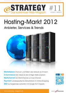 Hosting-Markt 2012 – Anbieter, Services & Trends