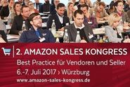 Amazon Sales Kongress 2017 Würzburg