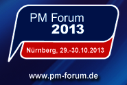 PM Forum 2013 in Nürnberg