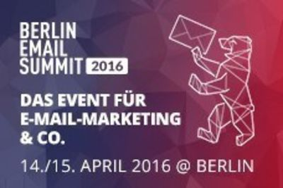 Das Berlin Email Summit 2016