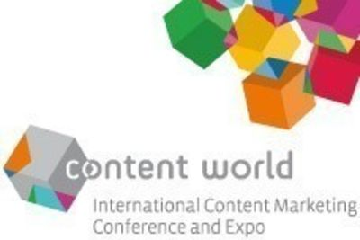 Content World 2015 in Frankfurt
