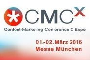 Content-Marketing Conference & Exposition (CMCX) 2016