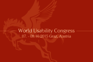 World Usability Congress 2015 in Graz