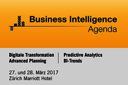 Business Intelligence Agenda 2017