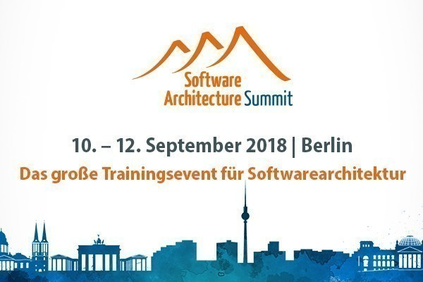 Software Architecture Summit 2018