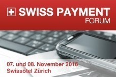 Swiss Payment Forum 2016